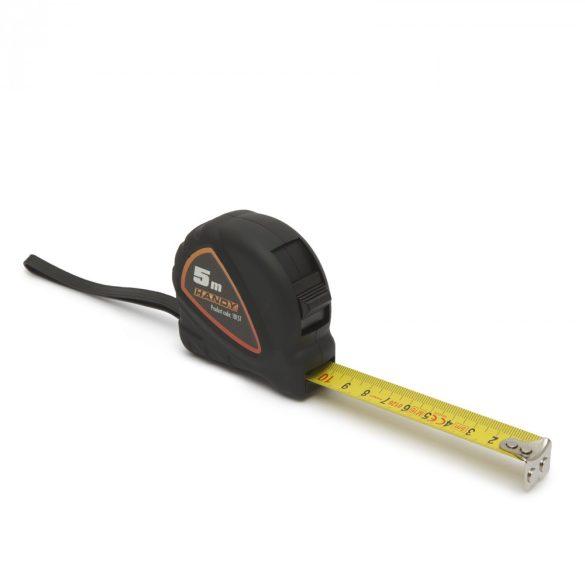 Mérőszalag 5m/18mm, mágneses, Handy