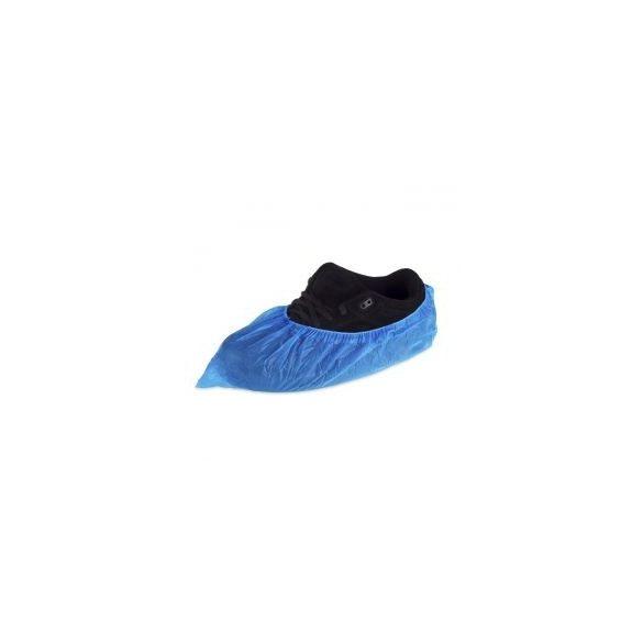 Egyszerhasználatos cipővédő kék (több típus 3,5-7g/m2)