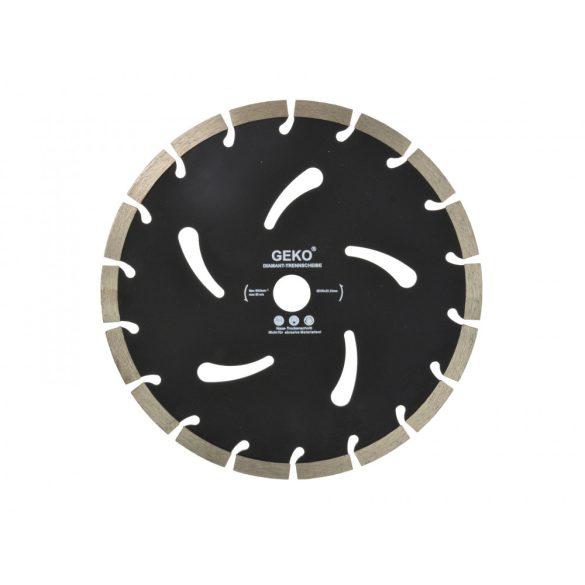 Gyémánt vágótárcsa fekete 230x10x22,2mm