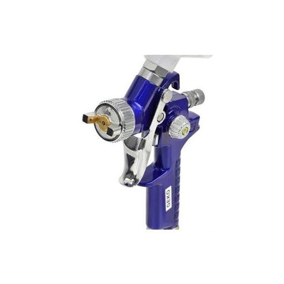 Festékszóró pisztoly mini HVLP 125ml / 0,8mm
