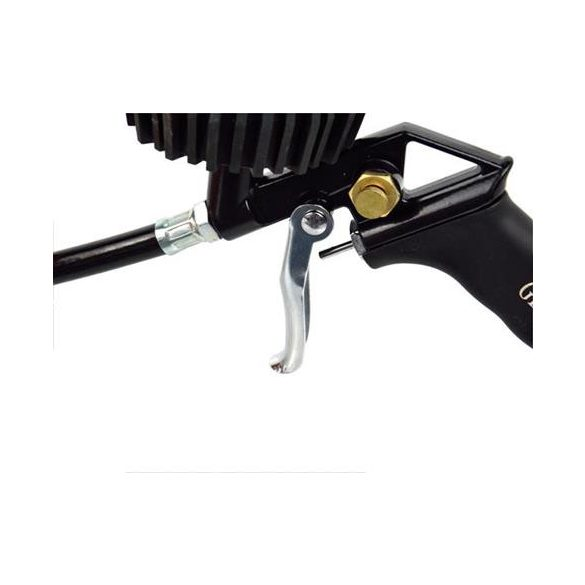 Kerékfúvató levegős pisztoly (órával) TG-13