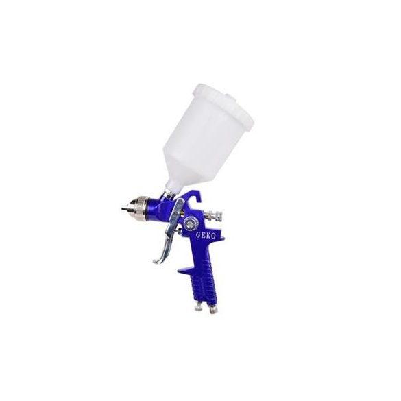 Festékszóró pisztoly nyomásszabályozóval HVLP 600ml / 1,4mm