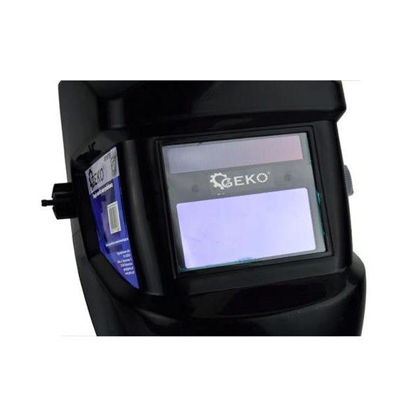 Automata hegsztőpajzs DIN9-13 fekete
