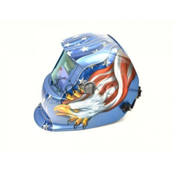 """Automata hegesztőpajzs """"Amerika"""" DIN9-13"""