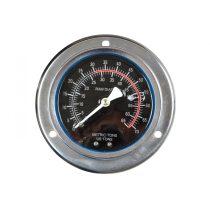 Manométer préshez (nyomásmérő óra) 50T