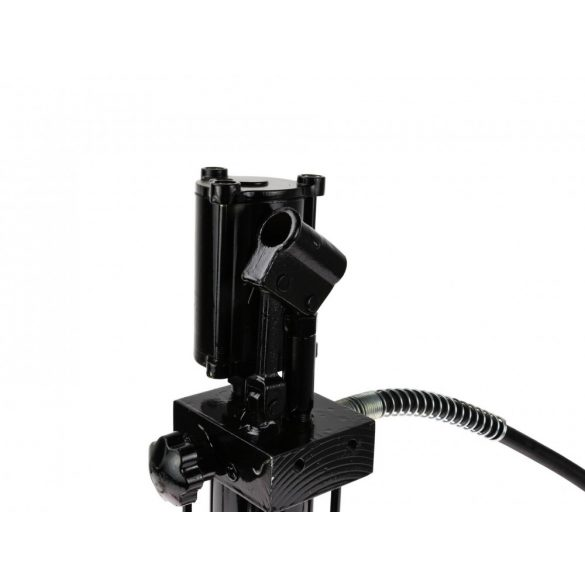 Hidraulikus-pneumatikus pumpa préshez 20T