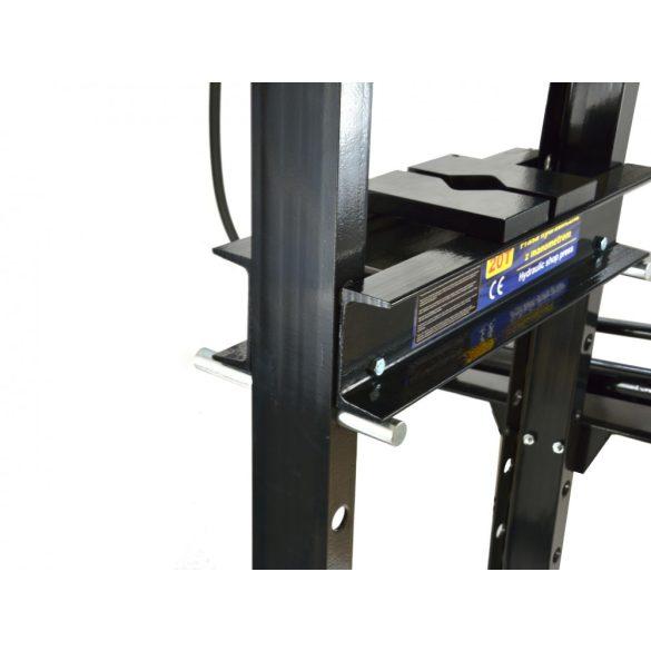 Hidraulikus prés nyomásmérővel 20T
