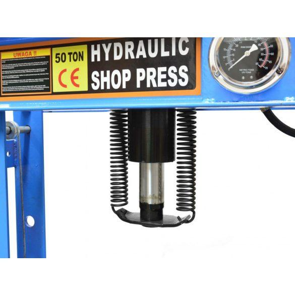 Hidraulikus műhelyprés 50T