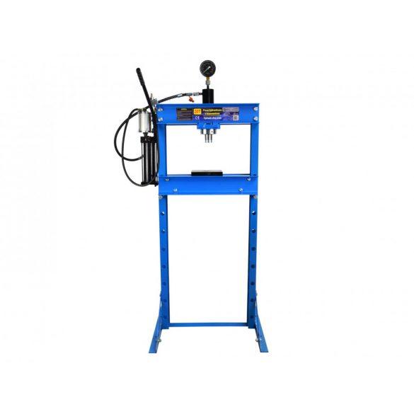 Hidraulikus-pneumatikus műhelyprés 20T