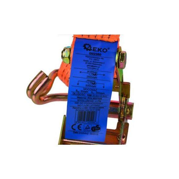 Rakományrögzítő spanifer 10m/5T/50mm
