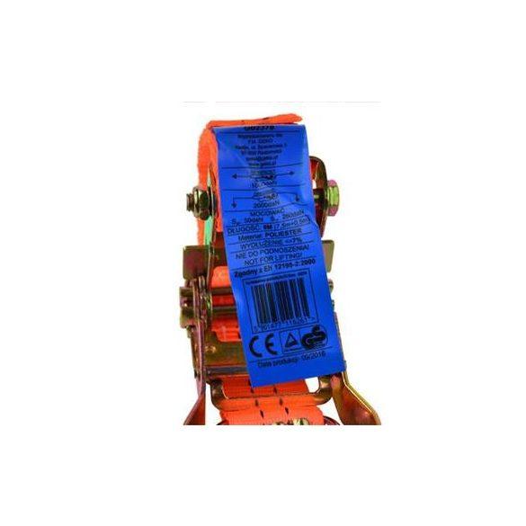 Rakományrögzítő spanifer 8m/2T/35mm