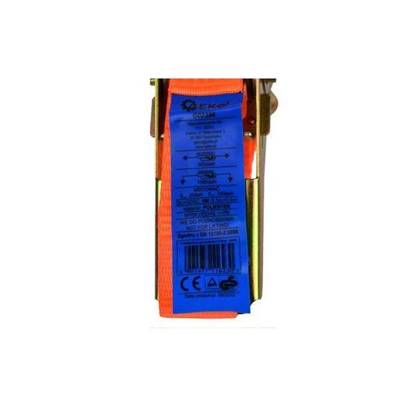 Rakományrögzítő spanifer 6m/1T/25mm