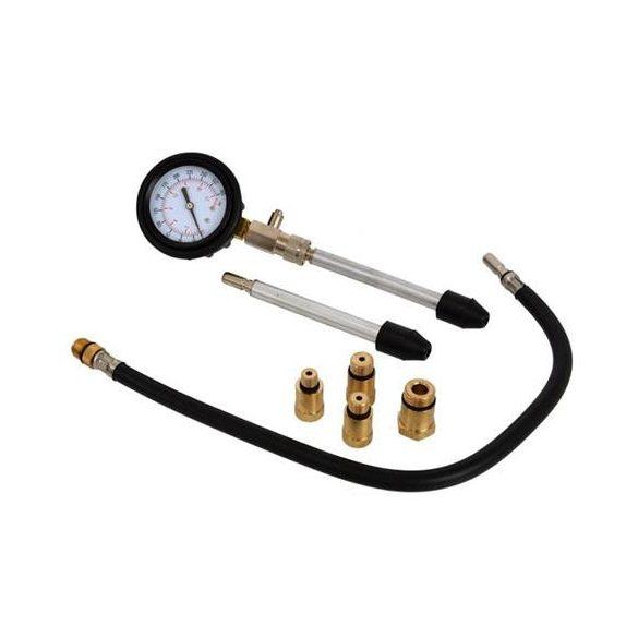 Üzemanyag kompresszió mérő benzin