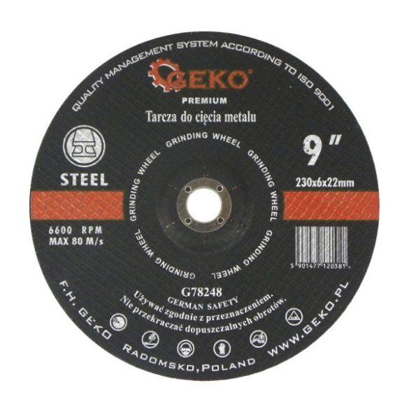 Tisztítókorong fémre 230x6x22,2mm