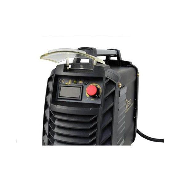 Inverteres hegesztő 225 MMA LCD