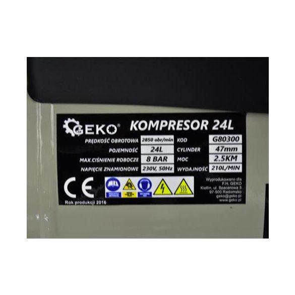 Kompresszor 24L
