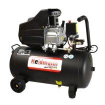 Heidmann 50 literes egyhengeres kompresszor 8 BAR/ 220L/perc