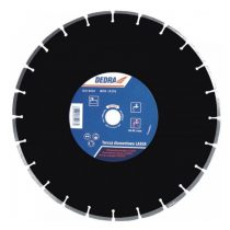 DEDRA Laser Aszfalt vágótárcsa 300mm/25,4 mm