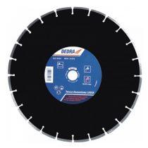 DEDRA Laser Aszfalt vágótárcsa 350mm/25,4 mm
