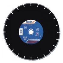 DEDRA Laser Aszfalt vágótárcsa 450mm/25,4 mm