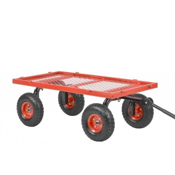Kerti kocsi 300 kg teherbírással