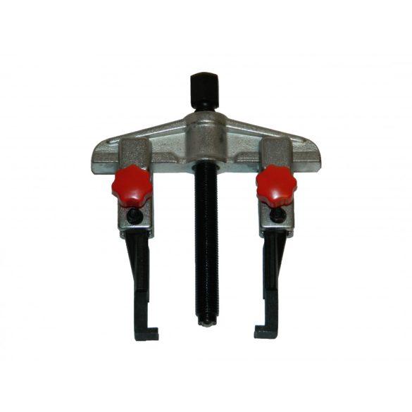 Csapágylehúzó 2 körmös csúszószáras 160/150mm
