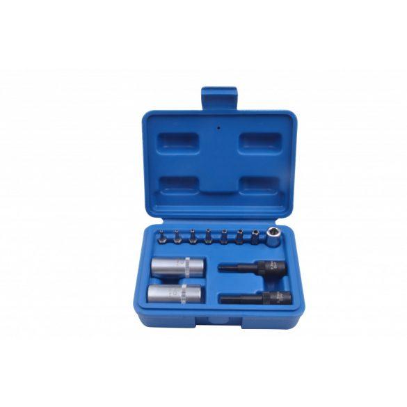 Speciális kulcskészlet légkondicionáló és ECU szereléshez
