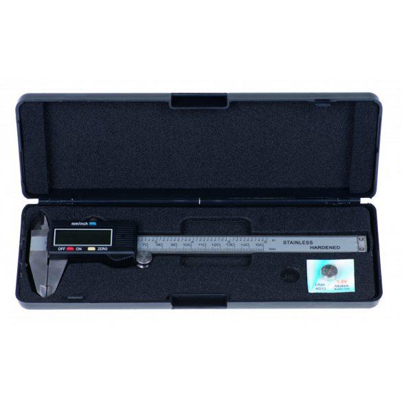 Digitális tolómérő 0-150mm x 0.01mm