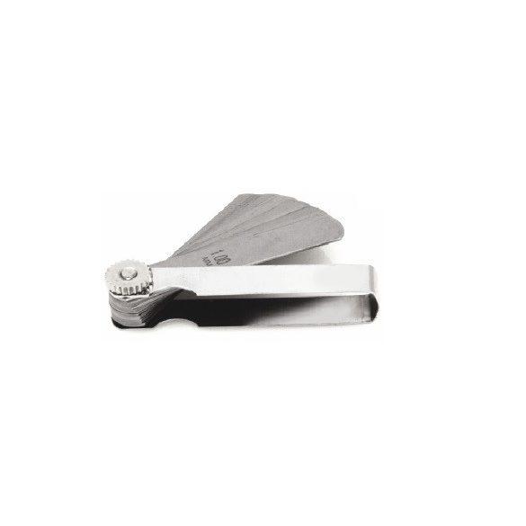 Hézagmérő 0.04-1.00mm 25 lapkás
