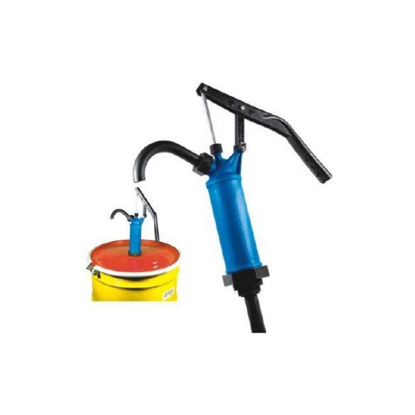 Kézi hordópumpa (olajpumpa) pumpálókaros 50-200l-e