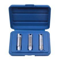 Izzítógyertya dugókulcs készlet 3 részes