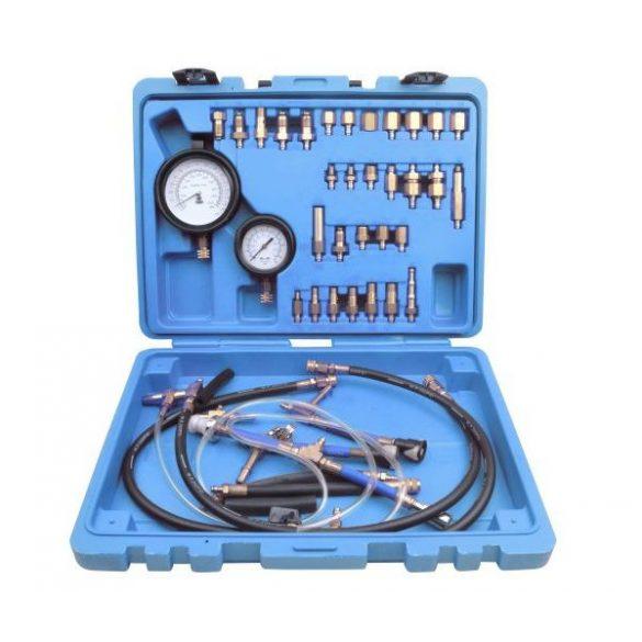 Üzemanyag nyomásmérő készlet