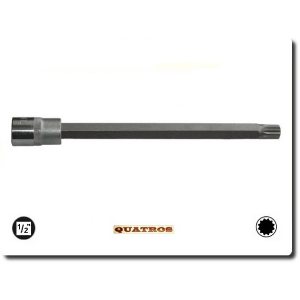XZN adapteres bit  1/2″ M12