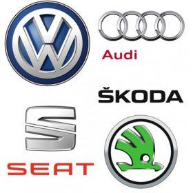 VW,AUDI,SEAT,SKODA