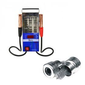 Akkumulátor tisztító, töltő, ellenőrző szerszámok